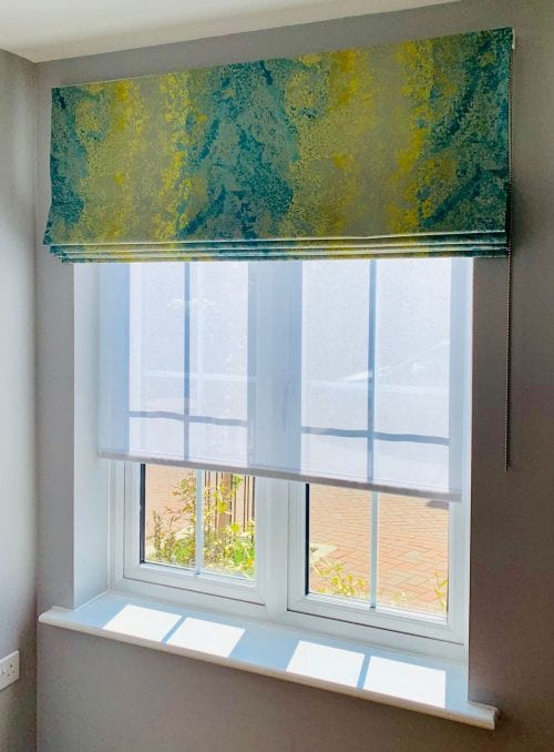 Roman-blind-with-Privacy-Roller-blind