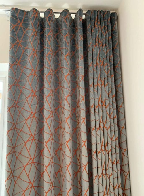 Wave-curtains